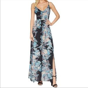 NWT Free People Through the Vine Maxi Dress